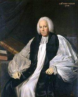 Archbishop Frederick Cornwallis