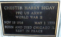 Chester Harry Bigay