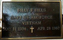 Billy F Bills