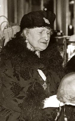 Cecilia Nina <I>Cavendish-Bentinck</I> Bowes-Lyon
