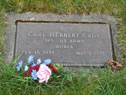 Carl Herbert Cady