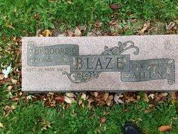 Theodore Charles Blaze