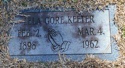 Lela Mary <I>Gore</I> Keeter