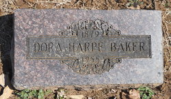 Dora E <I>Harp</I> Baker