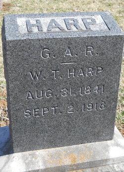 William Terry Harp
