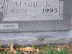 Marie C <I>Simpson</I> Abbott