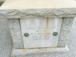 Corrie Ellen <I>Huff</I> Bozeman