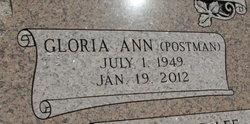 Gloria <I>Postman</I> Bateman