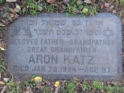 Aron Katz