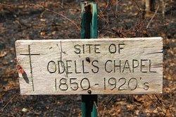 O'Dell's Chapel Methodist Church Cemetery