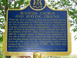 Bethesda Lutheran Cemetery