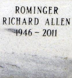 Richard Allen Rominger