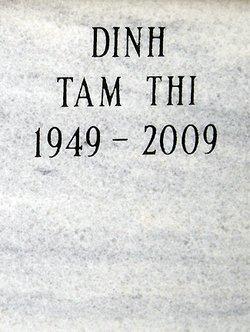 Tam Thi Dinh