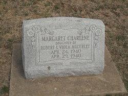 Margaret Charlene McCurley