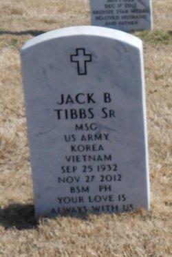 Jack B. Tibbs, Sr