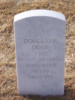 Douglas F Doby