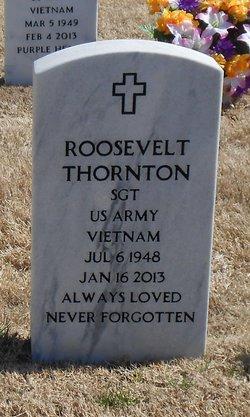 """Roosevelt """"Sonny"""" Thornton"""