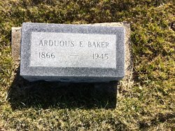 Arduous Edwin Baker