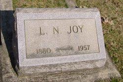 Leonard Newton Joy