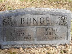Herman Louis Bunge