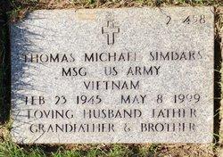 Thomas Michael Simdars