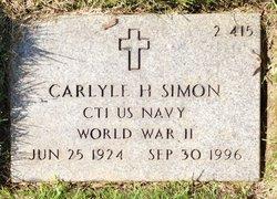 Carlyle H Simon