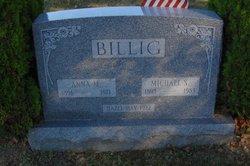 Anna M Billig