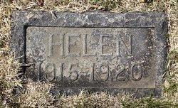 Helen Edoline Weddell