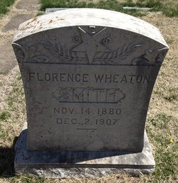 Florence <I>Wheaton</I> Smith