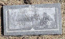 Lillian B Martin
