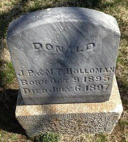 Donald Richmond Holloman