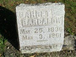 Garret Barcalow