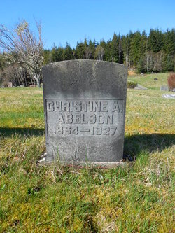 Christine <I>Anderson</I> Abelson