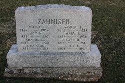 Kate M. Zahniser