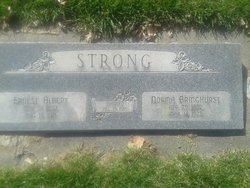 Ernest Albert Strong