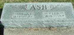 Cordellia E <I>Kynes</I> Ash
