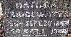 Matilda <I>Stout</I> Bridgewater