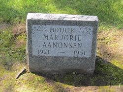 Marjorie Aanonsen