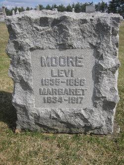 Margaret <I>Yant</I> Moore