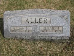 Elizabeth <I>McCully</I> Aller
