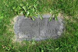 John A Gersbach