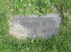 Maria K Gersbach