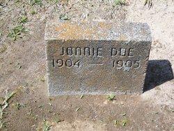 Jonnie Due