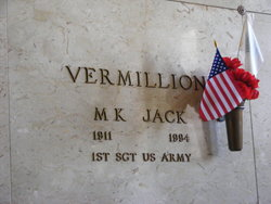 "Marion Kenneth ""Jack"" Vermillion"