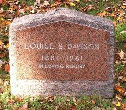 Louise Sutcliffe Davison