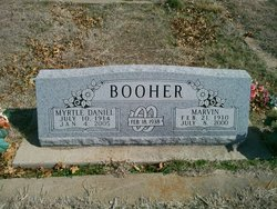 Marvin Booher