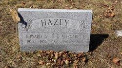 Edward B Hazey