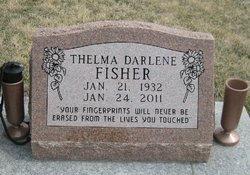 Thelma Darlene <I>Grovenberg</I> Fisher