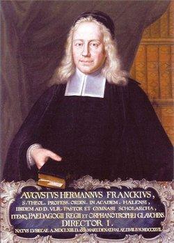 Augustus Hermann Francke