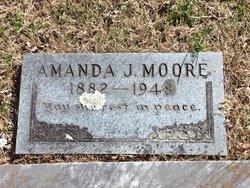 Amanda <I>Mayberry</I> Moore